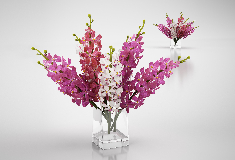 flower bouquet 3d | cgtrader