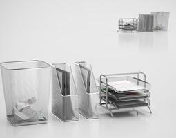 Office asset 3D