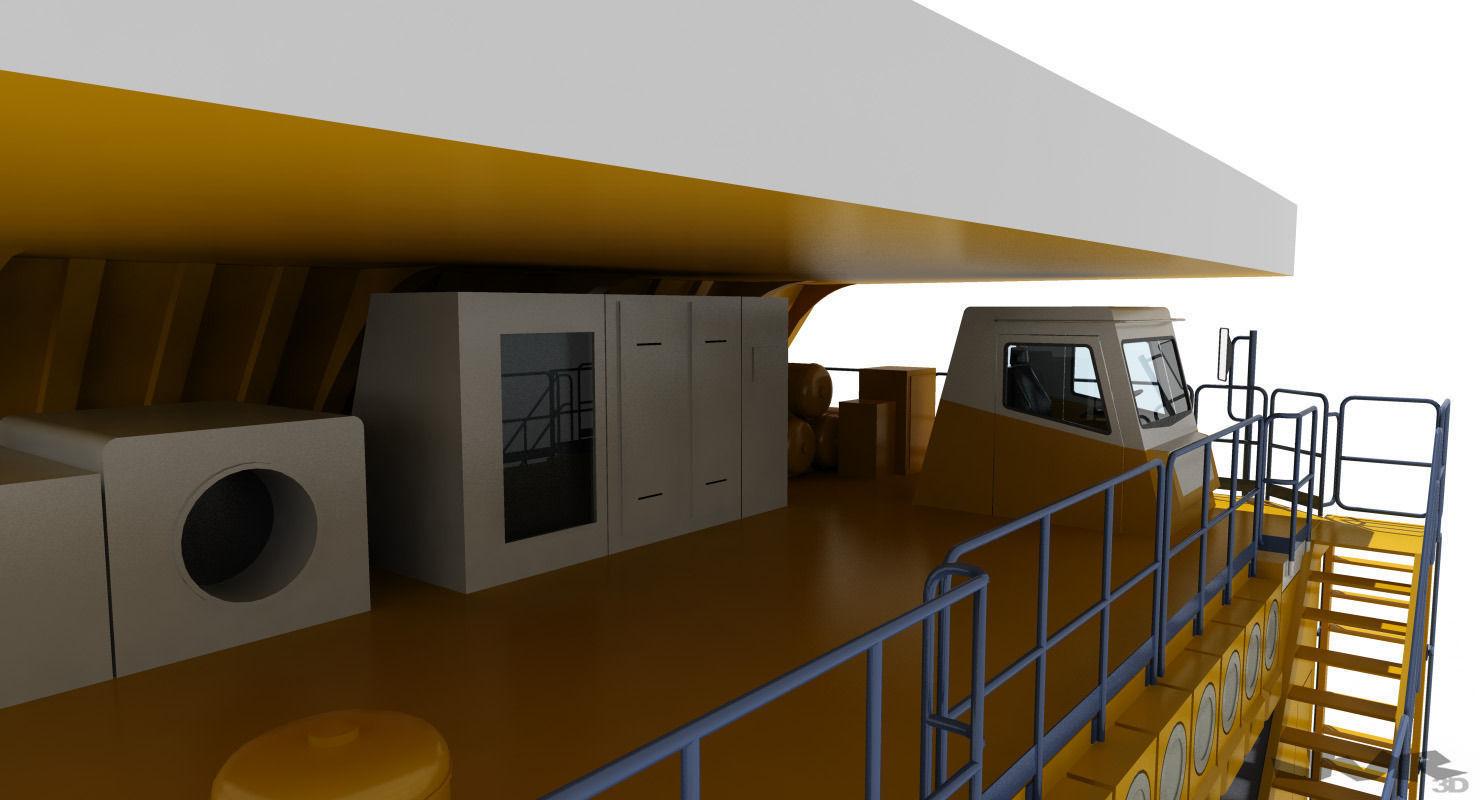 Truck Trader Online >> Belaz 75710 Mining Truck 3D Model MAX OBJ 3DS FBX MTL PDF ...