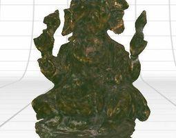 3D model GANESHA