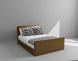 Vol4 Bed0011 VR 3D model