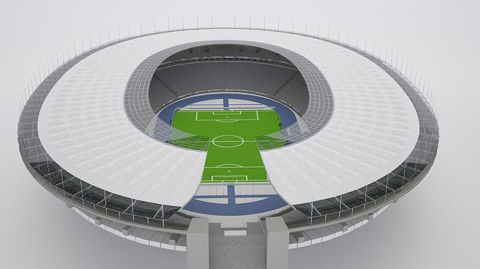 olympic berlin stadium hq 3d model max obj fbx mtl tga 1