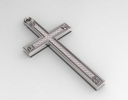 cross 008 3d print model