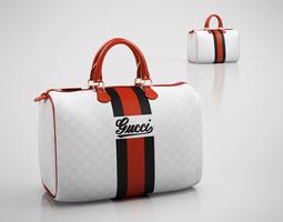 3D Gucci handbag
