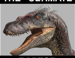 The Ultimate Raptor 3D