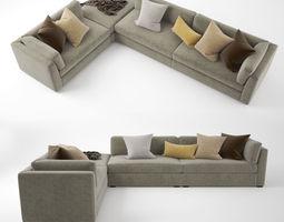 Busnelli Oh-mar Corner Sectional Sofa