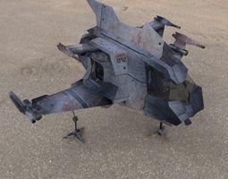 3D Hawk MACH Shuttle