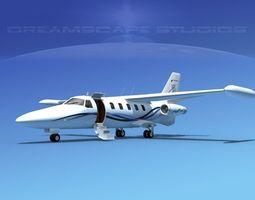 Dreamscape AT-48 Jet Executive V07 3D