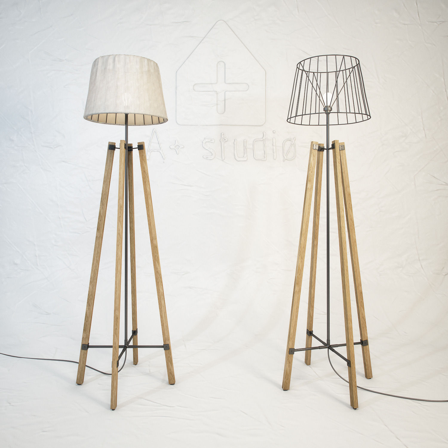 Wire floor lamp wire center 3d model wood wire floor lamp cgtrader rh cgtrader com wire floor lamp shade woven wire floor lamps greentooth Image collections