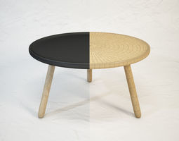 3d tablo table by normann copenhagen