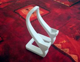 3D print model Artistic phone stand