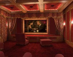 3D Movie house