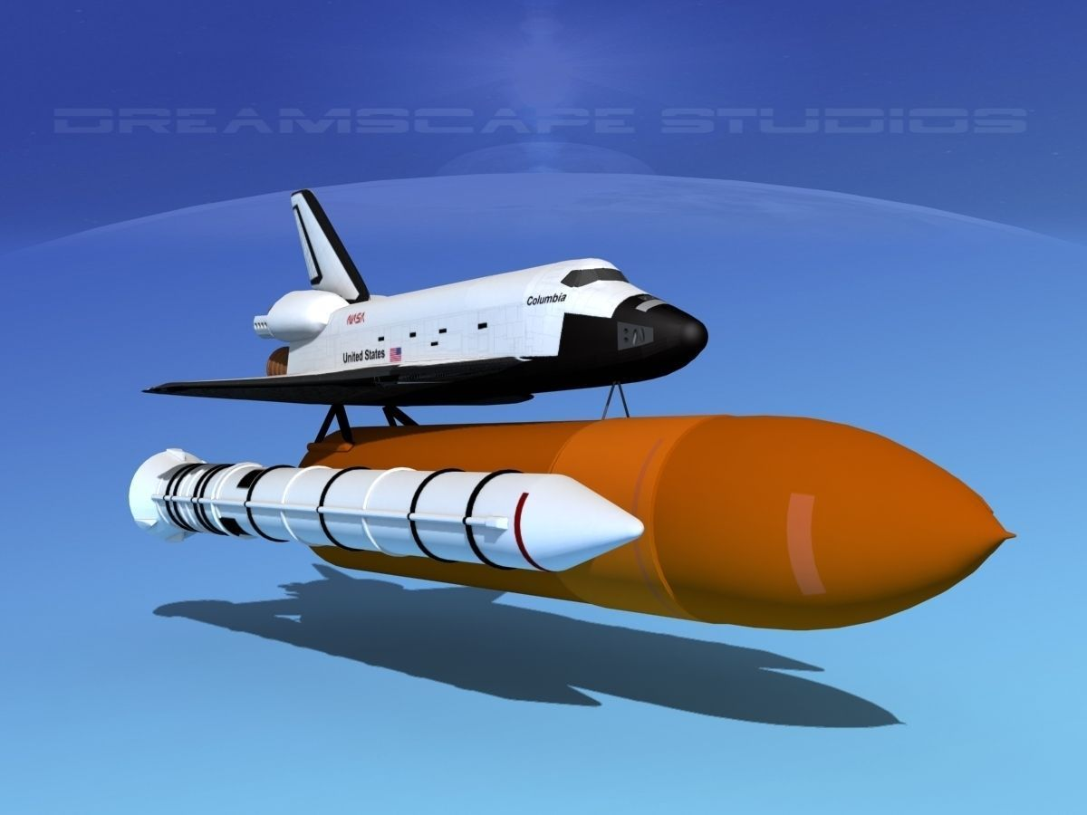 spacecraft columbia - photo #17