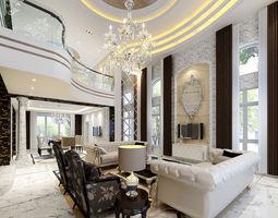 3d realistic interior design 06