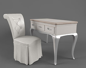 table and chear Frari 3D model