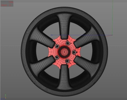 3D Customized Rim
