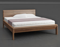 3D model Artisan Invito Bed