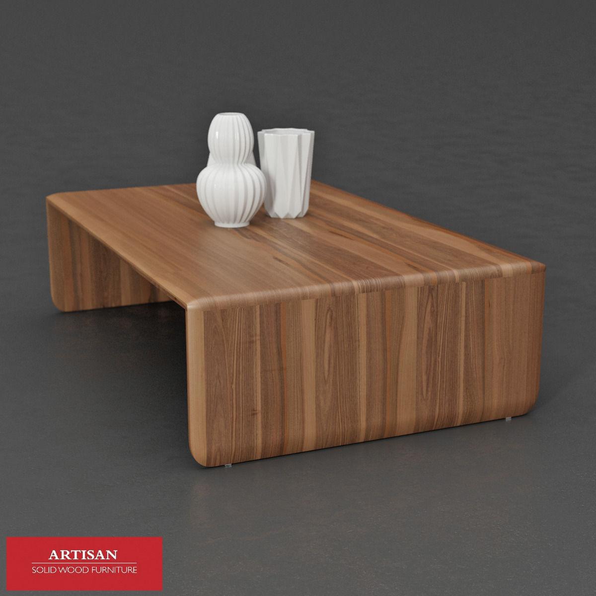 Delightful ... Artisan Invito Coffee Table 3d Model Max Fbx 6 ...