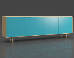 Artisan Invito sideboard 3D