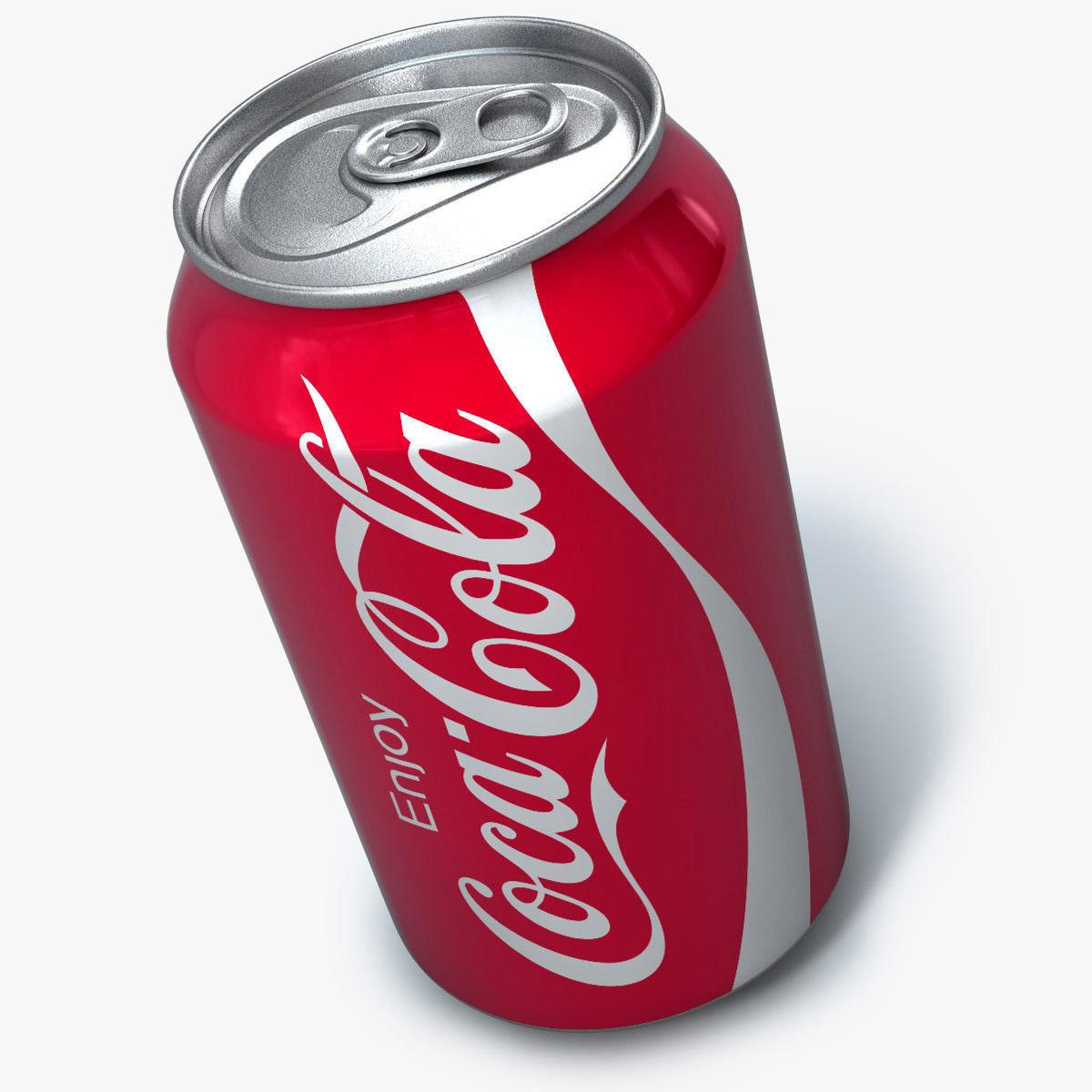 Car Soda Can