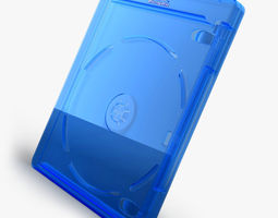 Bluray case 3D