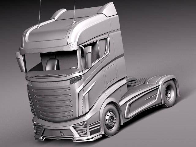 Scania R1000 2014 Vehicle