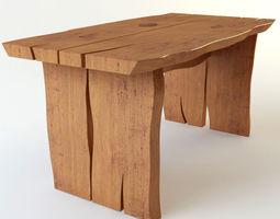 Free furniture 3d models cgtrader for Table design 3d model