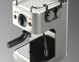 Duality Espressivo Coffee Machine 3D
