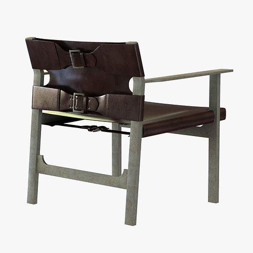 ... Aspen Chair Bernhardt Interiors 3d Model Max Obj 3ds Fbx Mtl  Unitypackage 2 ...