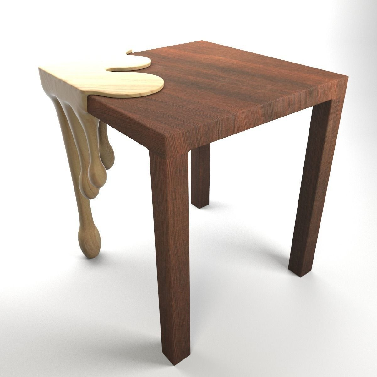 Coffee table 3d model max obj fbx blend mtl for Coffee table 3d model
