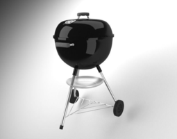3d barbecue
