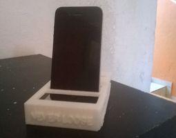 never loose gadget holder 3d printable model