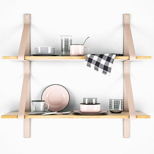 Kitchen decorative set v2 3d model max obj 3ds fbx mtl for Kitchen set 3ds max
