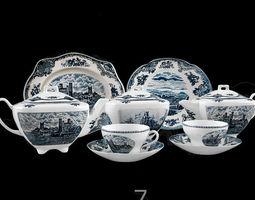 3D model Tableware mug
