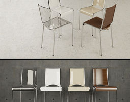 3D model Ozzi Kai S400 Chair