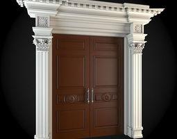 3D design Door