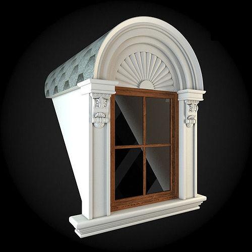 Window 3D Design