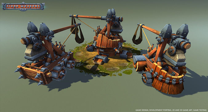 Siege Weapons скачать торрент - фото 9