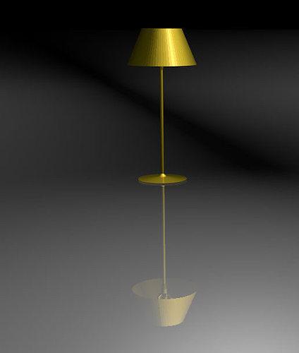 bedroom lantern night lamp free 3d model obj 3ds fbx blend dae x. Black Bedroom Furniture Sets. Home Design Ideas