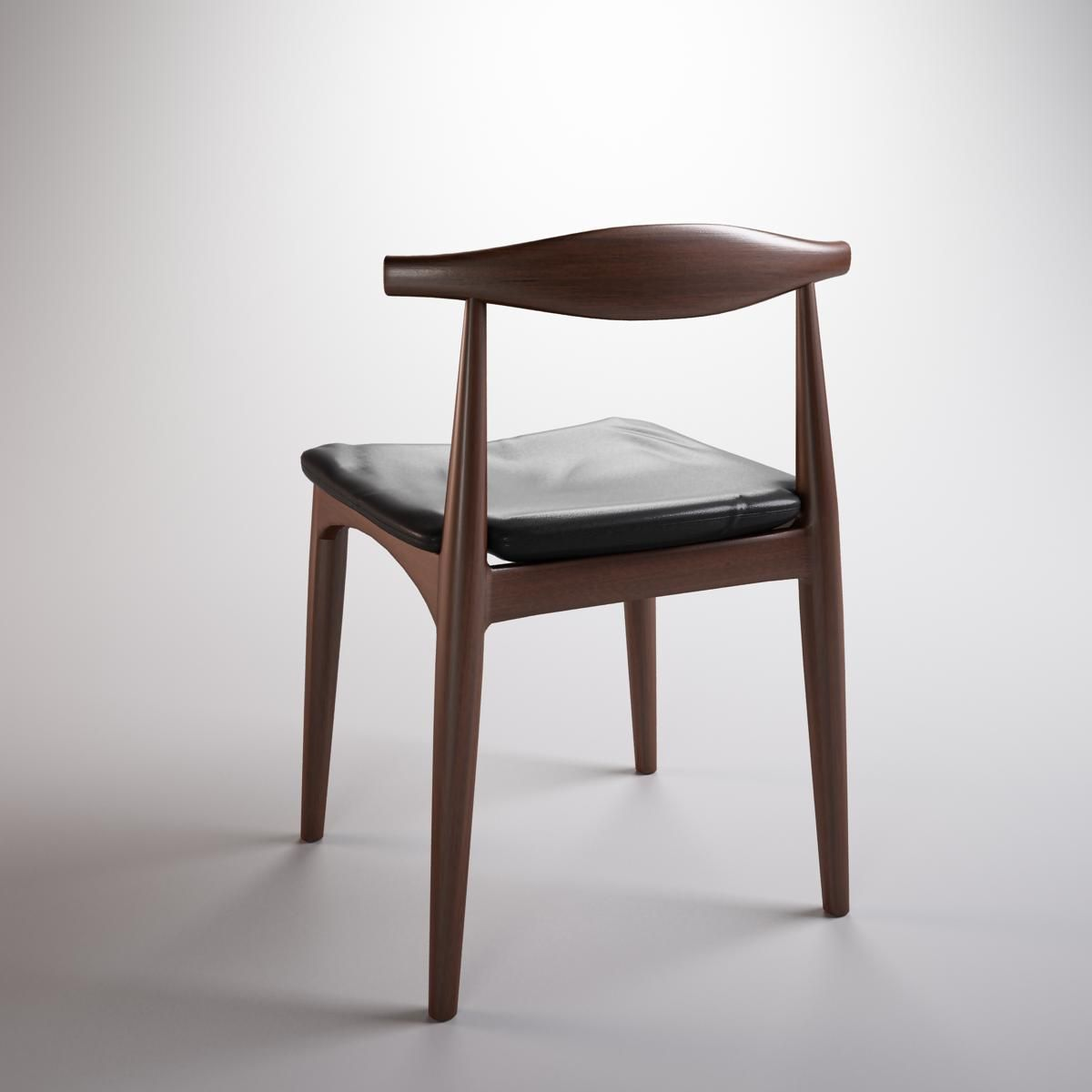 ... Chair Elbow 3d Model Max ...
