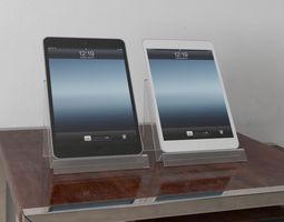 3D model tablets 22 am156
