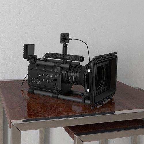 camera 29 am156 3d model max obj mtl fbx c4d 1
