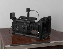 camera 29 am156 3D Model