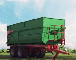 trailer 09 am 146 3d model