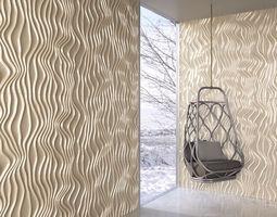 3D wall panel 014 AM147