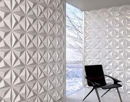 wall panel 021 am147 3d model