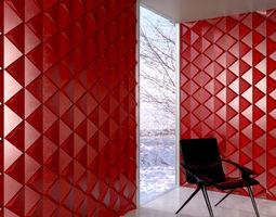 3D wall panel 027 AM147
