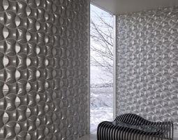 3D wall panel 043 AM147