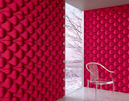 wall panel 083 am147 3d model