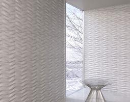 3D model wall panel 088 AM147